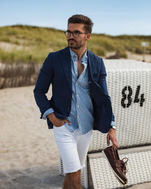 mens smart casual summer