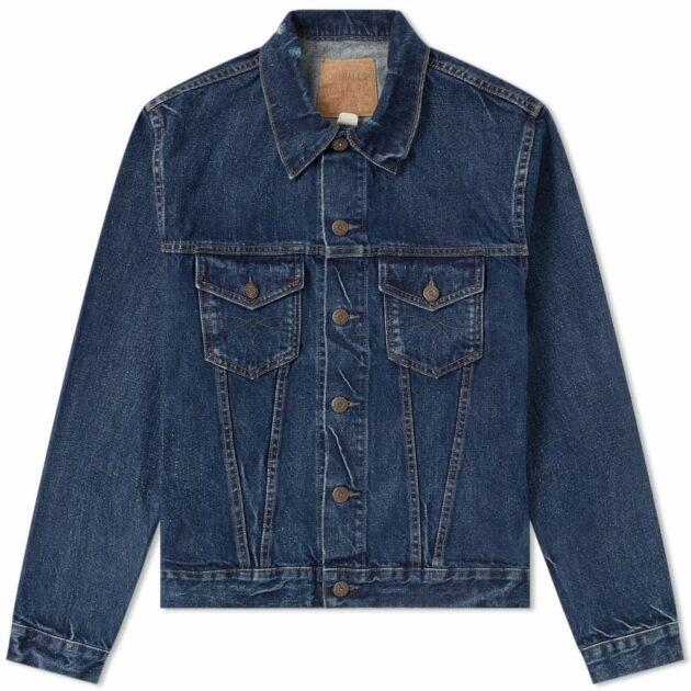 RRL 3rd Edition Denim Jacket