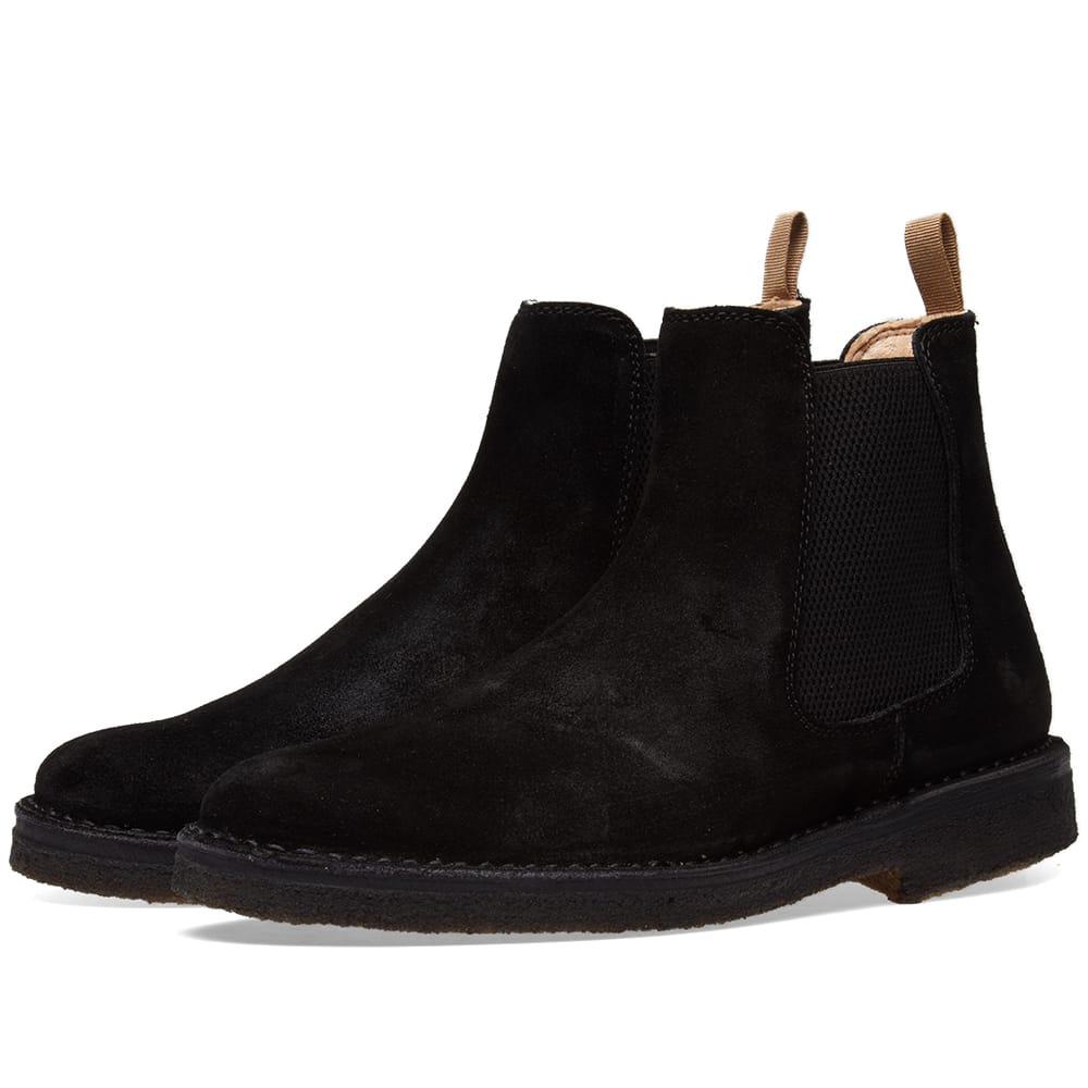 Astorflex Bitflex Chelsea Boot Black