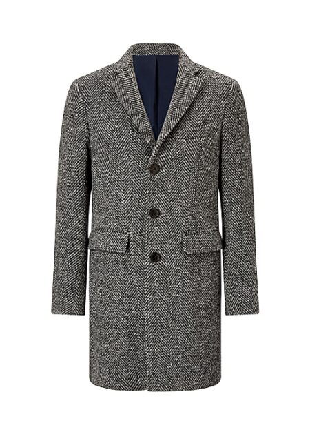 Jigsaw Overcoat