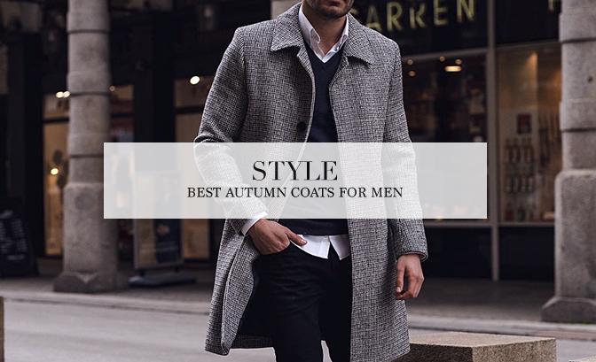 best mens autumn coats