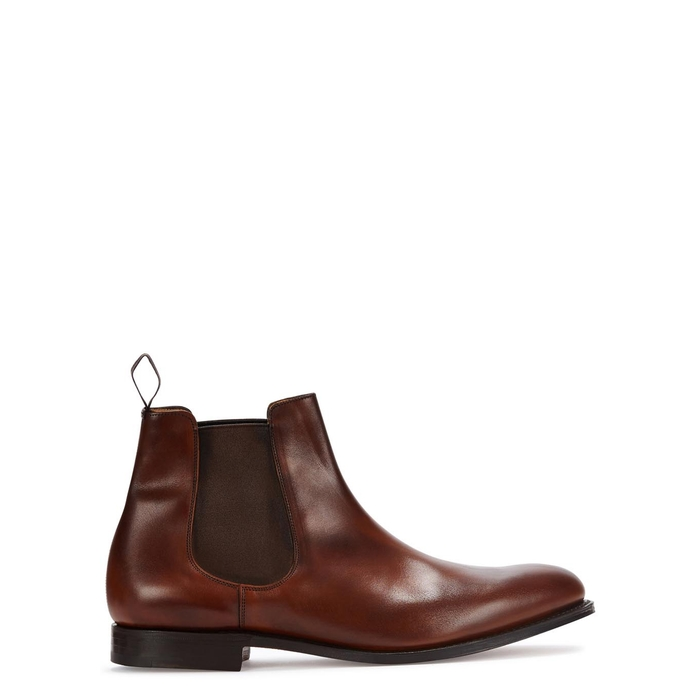 Leather Chelseas Boots