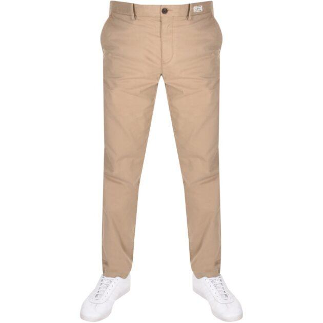 neutral chino – spring casualwear essentials