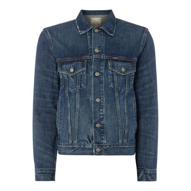 denim jacket – spring casualwear essentials