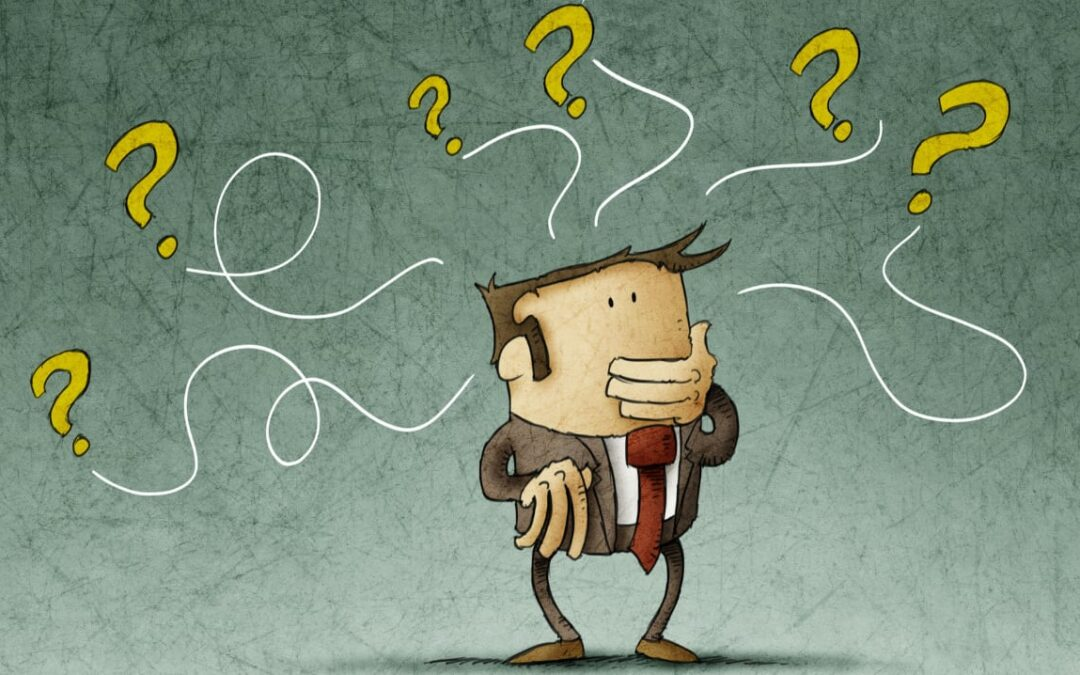 The strangeness of people who ask questions