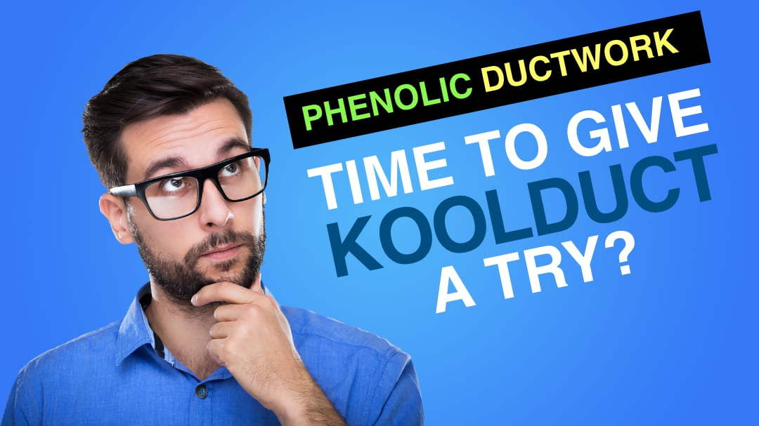 Is it time to give Koolduct a try?  Yup, it sure is.