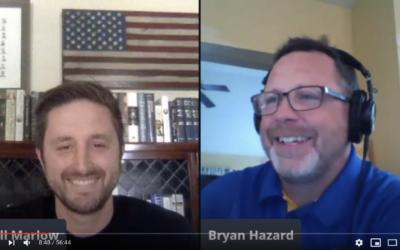 Episode 6: Bryan Hazard