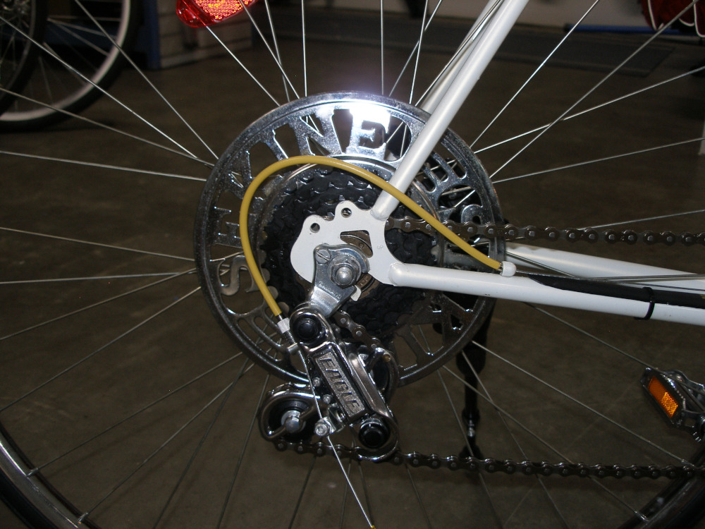 The Derailleur: the Key to Dating Your Vintage Bicycle