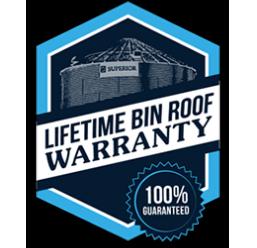 Lifetime Bin Roof Warranty
