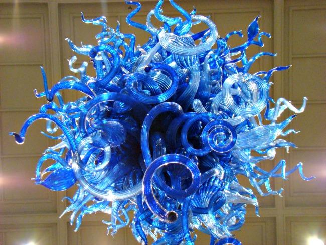 Chihuly Sculpture at the Cincinnati Art Museum