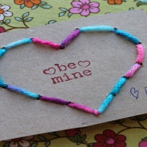 The Year of the Handmade Valentines