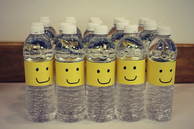 LEGO Party Minifig Water