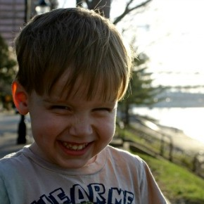 Pictures of Henry by the Ohio River