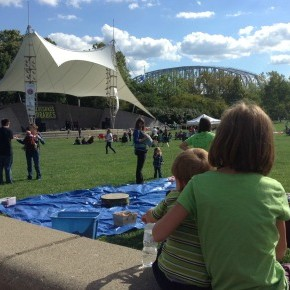 Bluegrass for Babies Concert at Sawyer Point {Giveaway CLOSED}