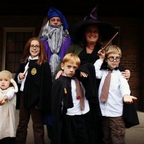 Harry Potter Costumes :: Halloween 2014