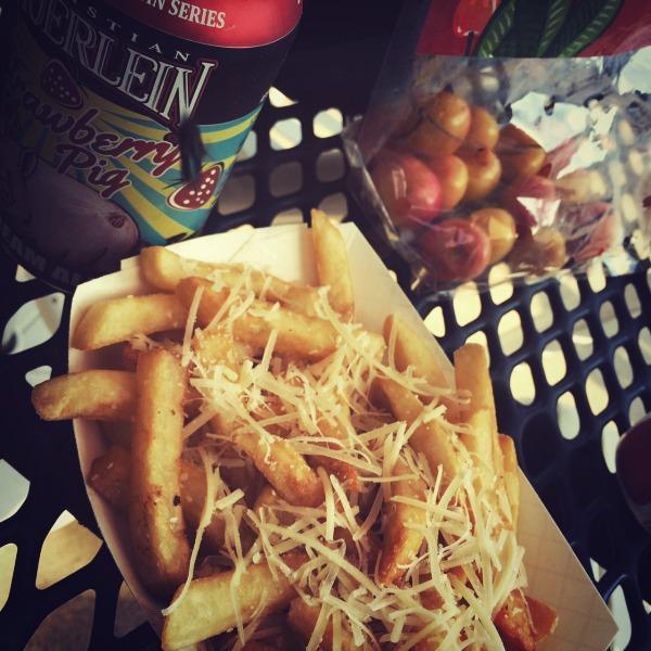 Truffle Fries pool