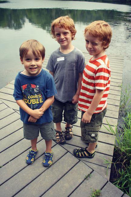Cincinnati Nature Center Boys