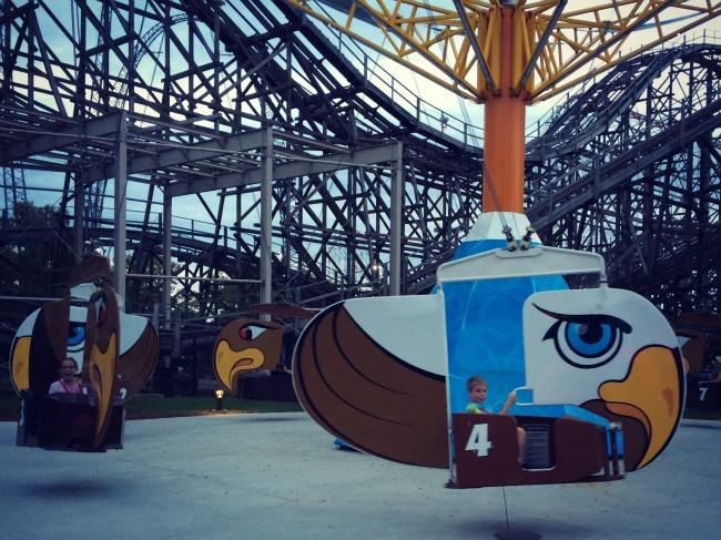 Cedar Point Eagles