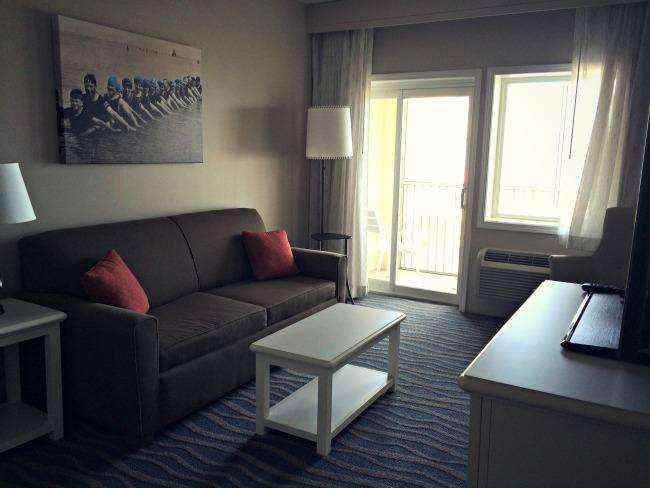 Hotel Breakers Living Room