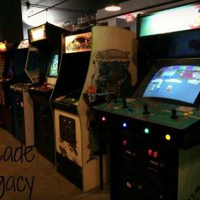 Arcade Legacy: Bar Edition