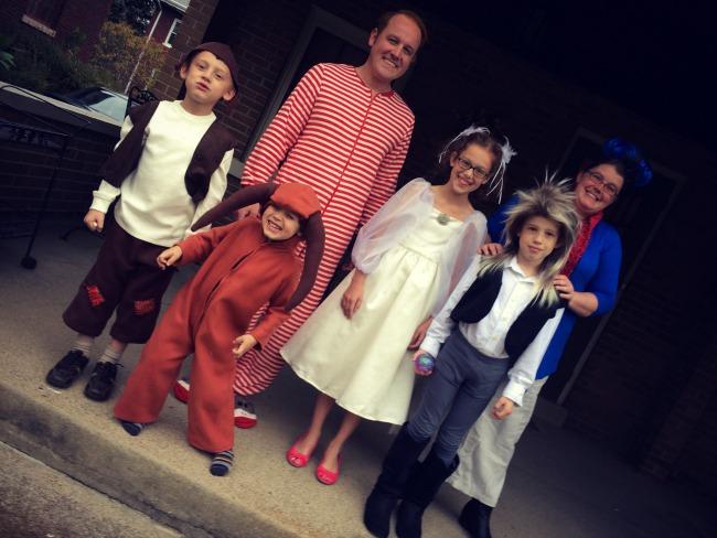 Labyrinth Halloween Costumes