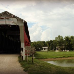 Step Back in Time at Conner Prairie