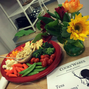A Bridal Shower at Cooks' Wares