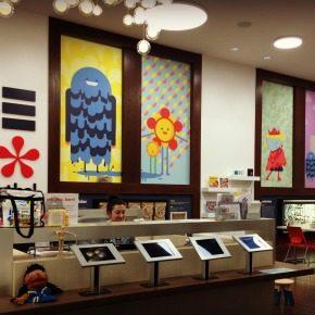 The REC: Rosenthal Education Center at the Cincinnati Art Museum