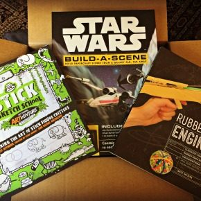 Crafty Books for Boys and Girls of All Ages