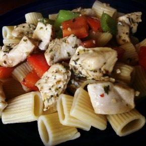 Tuscan Chicken Pasta Recipe