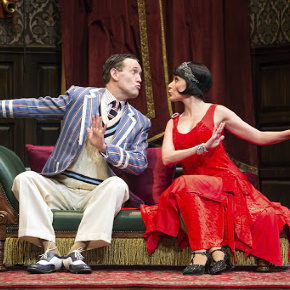 Broadway in Cincinnati Presents The Play That Went Wrong