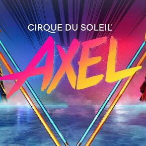Cirque du Soleil Returns to Cincinnati with AXEL