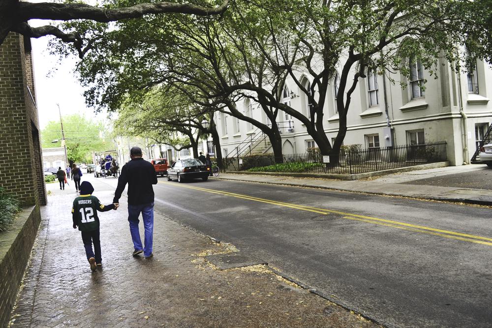 A walk through the college