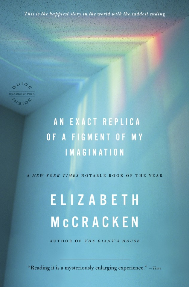 Book Review: An Exact Replica of a Figment of My Imagination