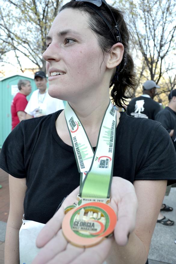 Georgia Finisher 2012