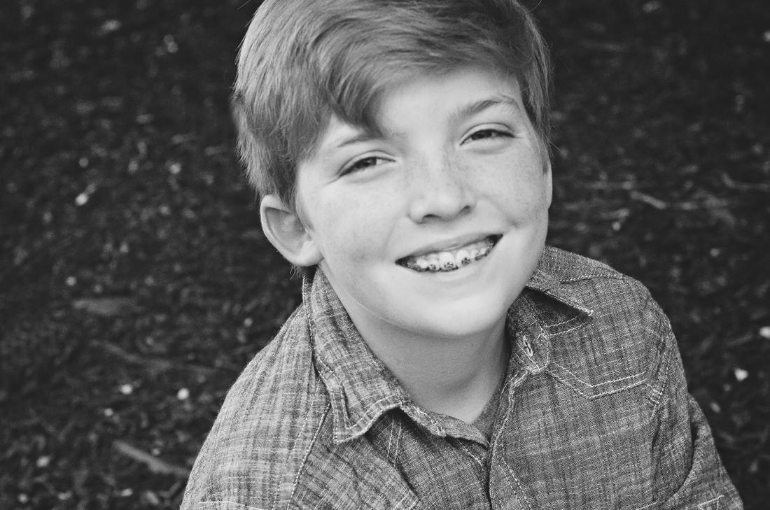 Jeremy seventh grade