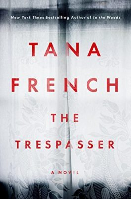 Book Review: The Trespasser