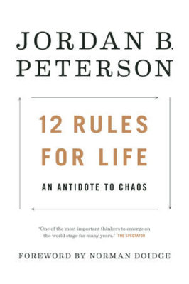 Book Review: 12 Rules for Life