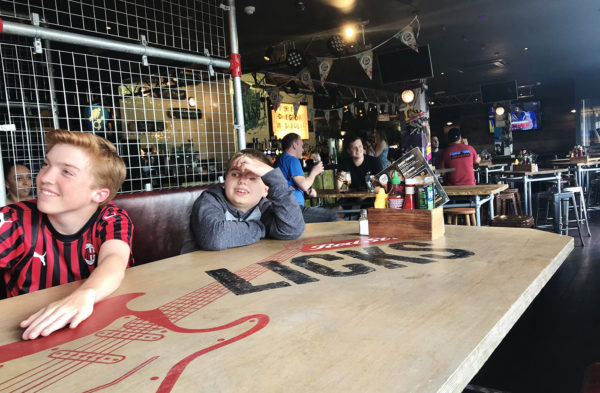 2019 European Vacation: Day Eight in London