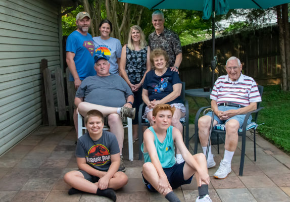 Family, the 4th, and Starcourt Mall