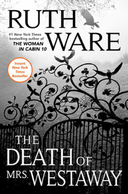 Book Review: Three novels by Ruth Ware