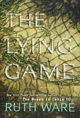 Book Review: The Lying Game