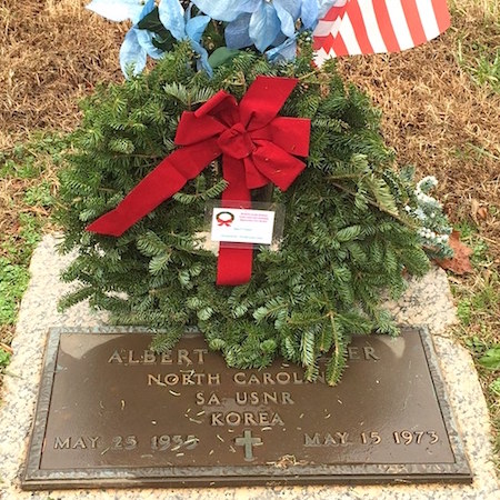 Wreaths Across America 2020 at East Forest Lawn Cemetery