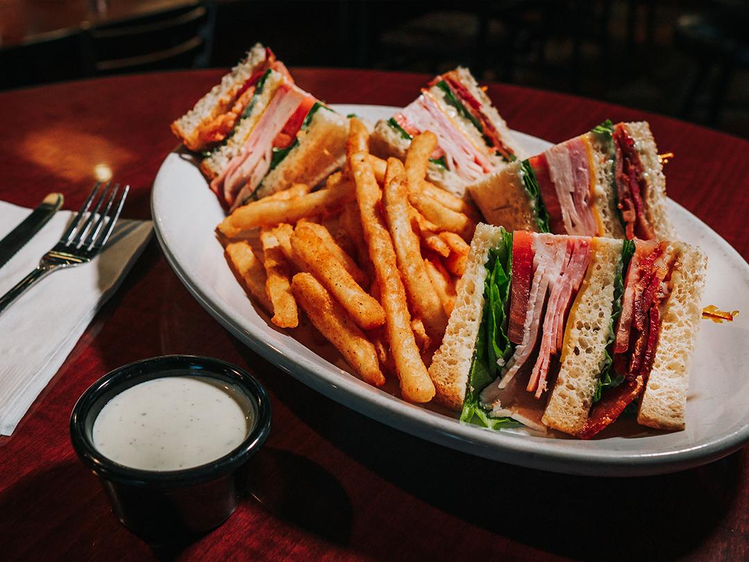500 Club Sandwich