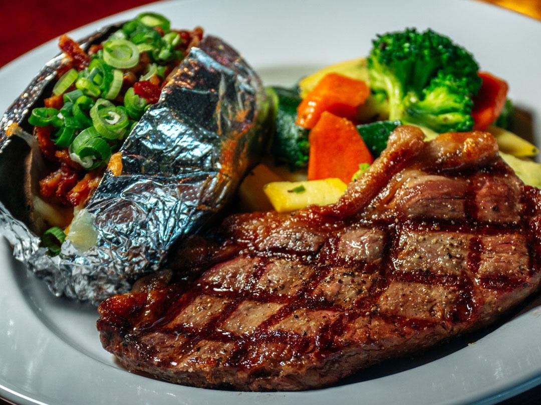500 Club Steak
