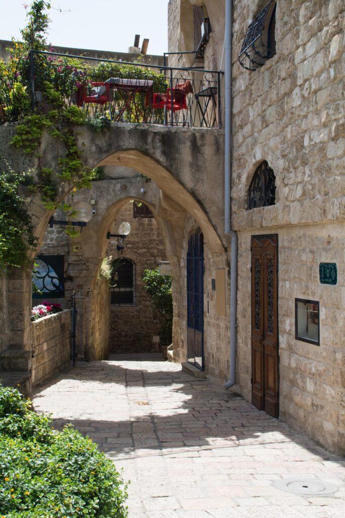 architecture, jaffa, old street