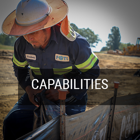Wide Range of Erosion Control Services
