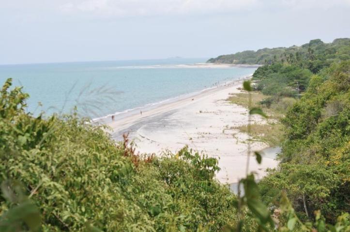 Vendo Terreno en frente a la playa en Coronado. 35has+1393m2. San Carlos