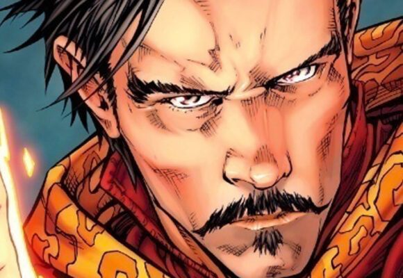 The Secret Origin of Dr. Strange