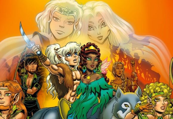 Why you might want to dive into Elfquest